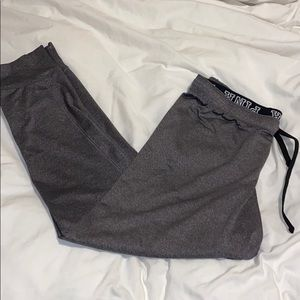 Pink brand joggers